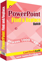 PowerPoint Find & Replace