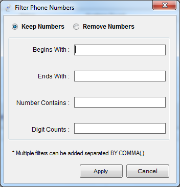 Outlook Mobile & Phone Number Extractor